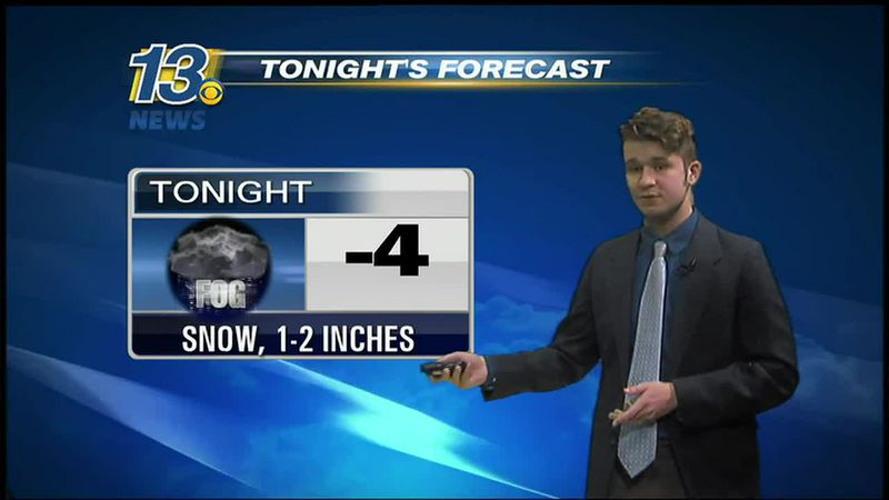 Weather with Ryan Osborne (filling in for Julie Swisher)