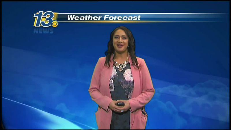 News 13's Weather with Julie Swisher