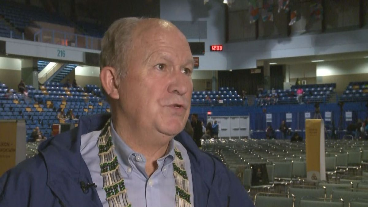 Former Alaska Gov. Bill Walker is considering whether he will run again for the state's top job.