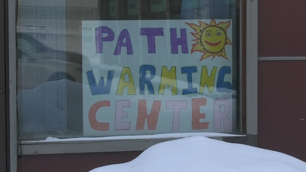No Limits, Inc., converted its offices at 1616 South Cushman St. into a warming center and has been opened to the public since November. They are currently open from 10 A.M. to 2 P.M. on weekdays and on Sunday. (Ramzi Abou Ghalioum/KTVF)