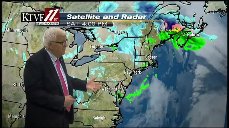 Mike Shultz's Saturday weather forecast - 01/16/2021