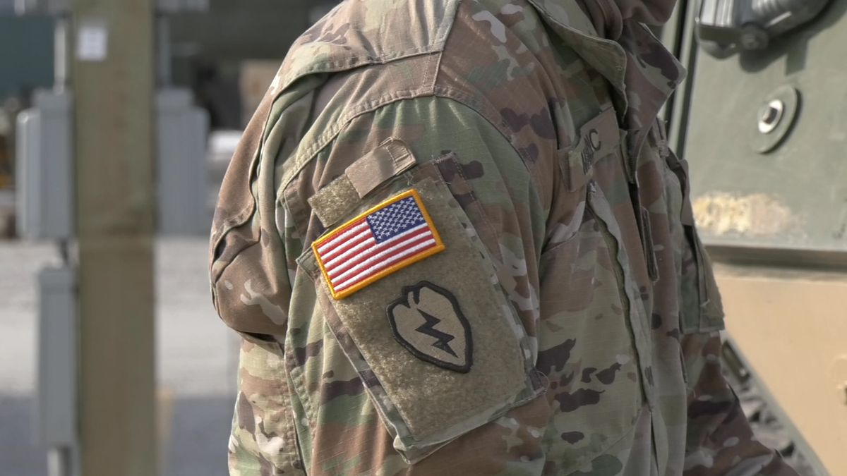 The U.S Army is aiming to hire 10,000 soldiers in a three-day virtual event from July 30-July 2. (Sara Tewksbury/KTVF)