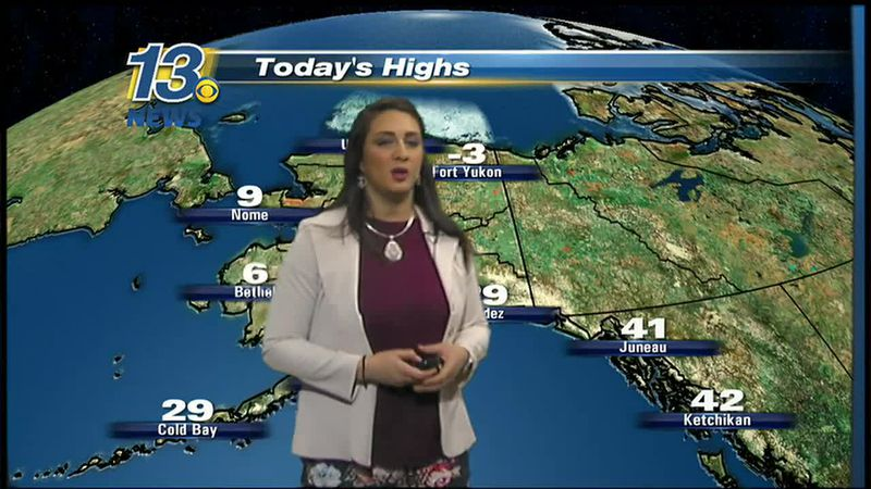 Julie Swisher's Wednesday weather forecast - 01/06/2021