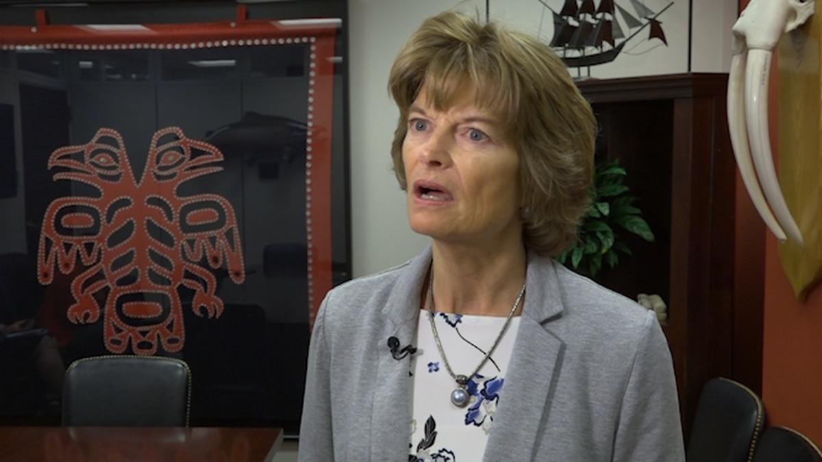 Senator Lisa Murkowski (R-AK) wants e-cigarette manufacturers to prove that flavored e-cigarettes are necessary. (Source: Gray DC)