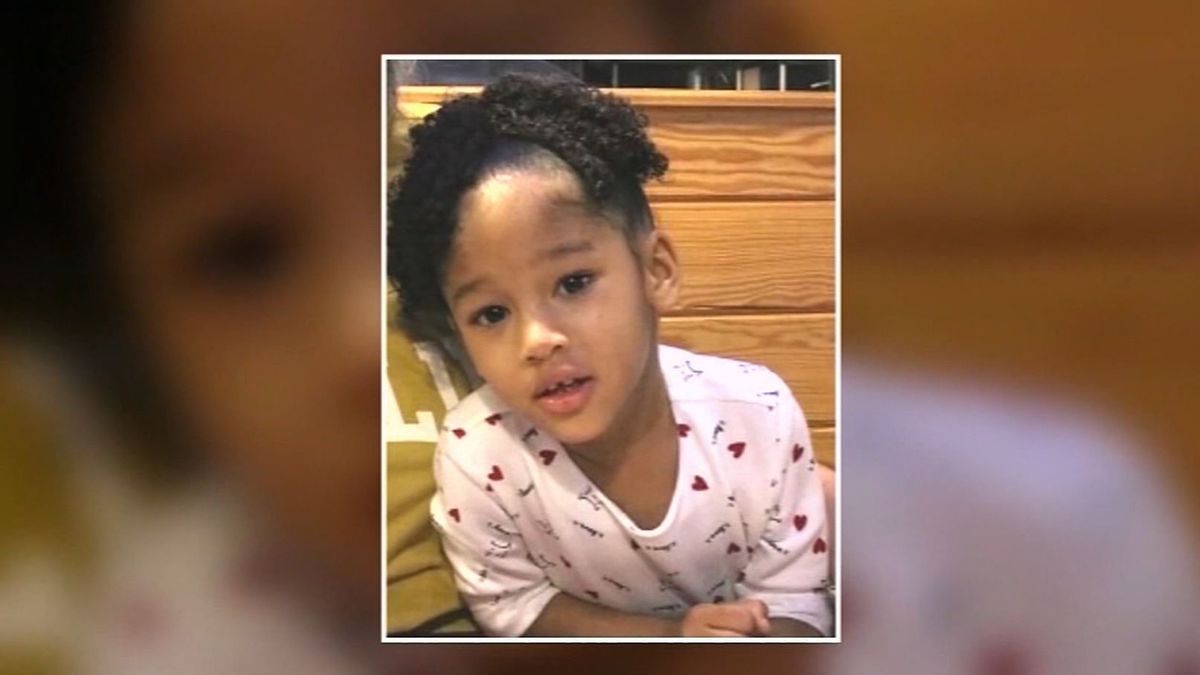 This undated photo released by the Houston Police Department shows Maleah Davis. (Source: Houston Police Department/KTRK/CNN)