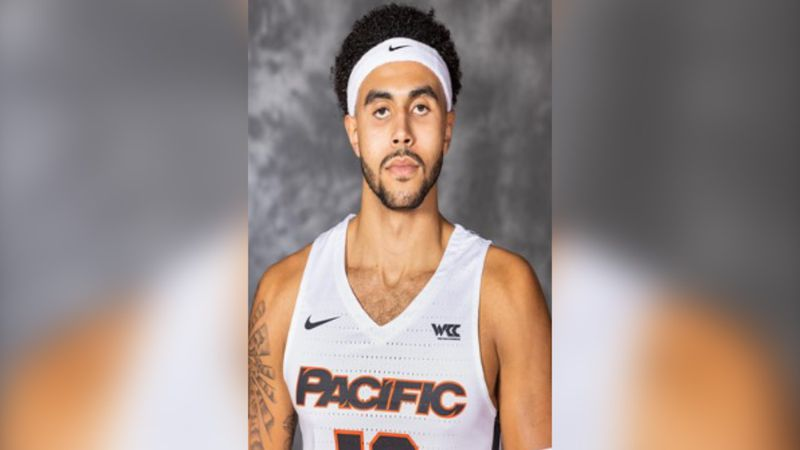 Fairbanks-native Jeremiah Bailey is excelling in his senior season with Pacific University...