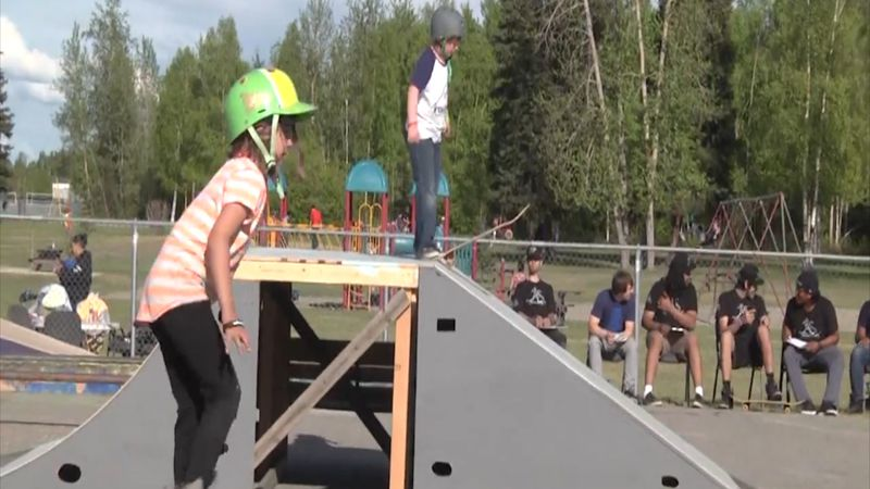 Fairbanks Skatepark Coalition received a $10,000 grant from The Skatepark Project. (File Photo...