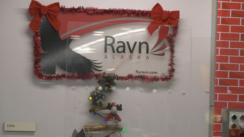 Ravn Alaska is once again operating flights in and out of Fairbanks after declaring bankruptcy...