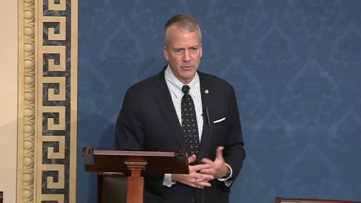 Senator Dan Sullivan (File Photo/KTVF)