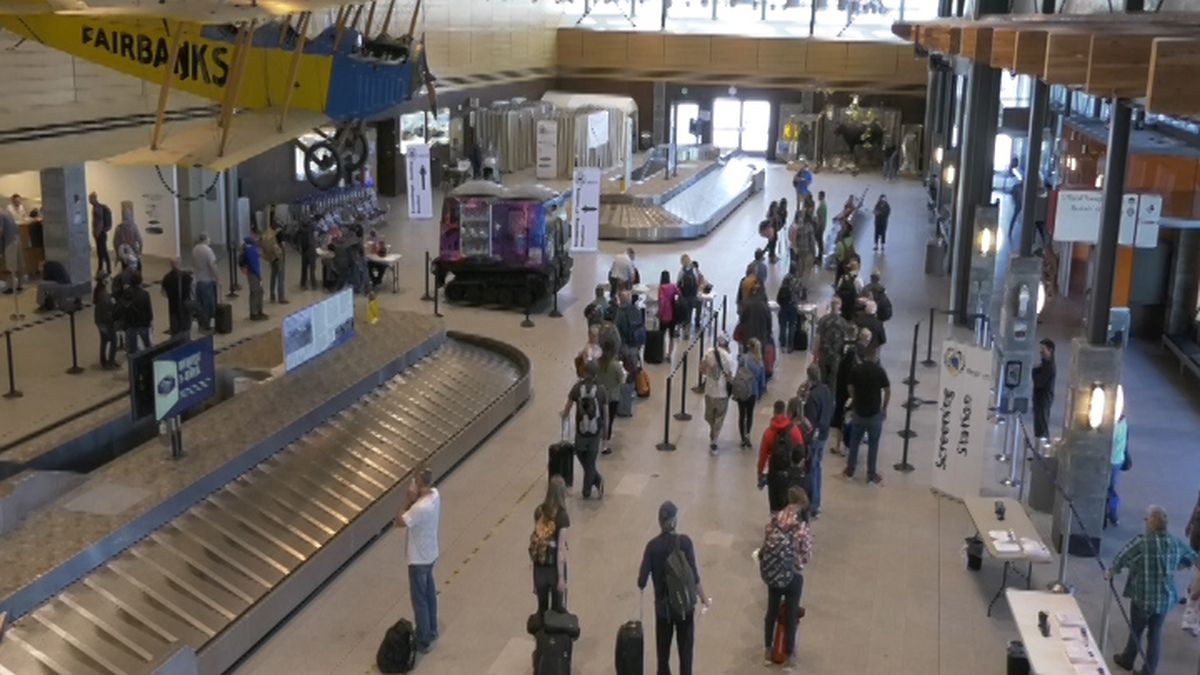 Nonresident travelers to Alaska will need to show they tested negative for COVID-19 shortly before arriving as part of an effort aimed at minimizing cases and preserving testing supplies and protective gear, Gov. Mike Dunleavy said.