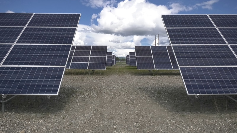 Golden Valley Electric Association provides green energy to the Fairbanks Borough from various...