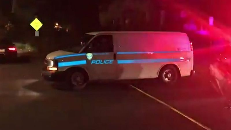 Police say two people were killed in a shooting in Rochester, New York early Saturday morning.
