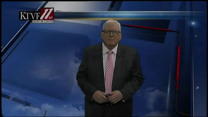 Mike Shultz Saturday weather forecast for 04/10/2021